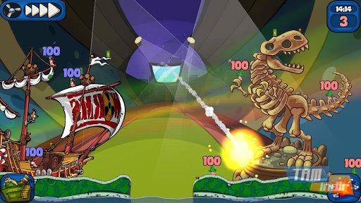 Worms 2: Armageddon Ekran Görüntüleri - 1