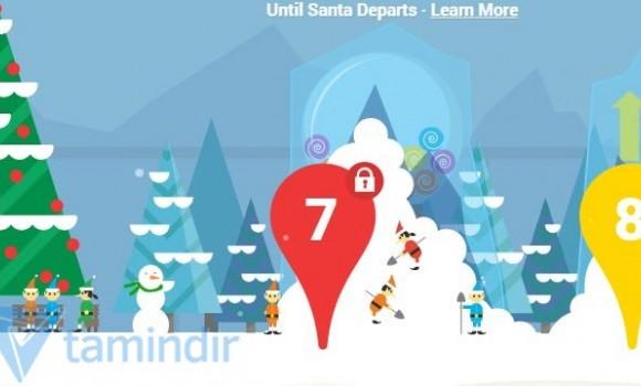Google Santa Tracker Ekran Görüntüleri - 2