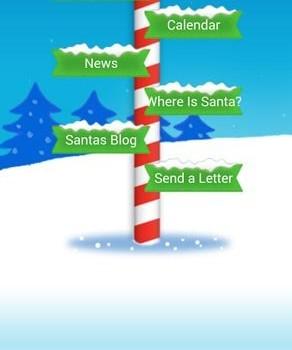 Santa Tracker Free Ekran Görüntüleri - 4