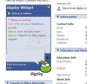Digsby Ekran Görüntüleri - 1
