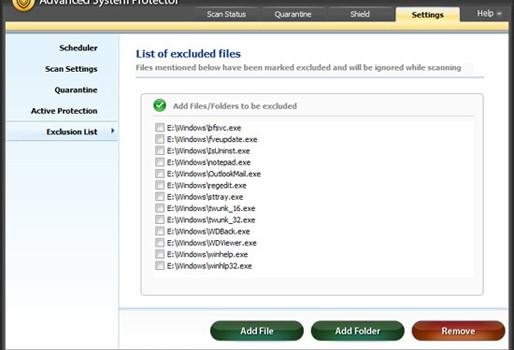 Advanced System Protector Ekran Görüntüleri - 3