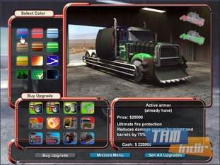 Mad Truckers Ekran Görüntüleri - 2