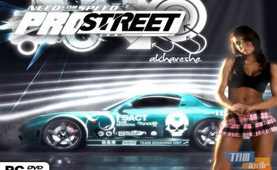 Need for Speed ProStreet Demo Ekran Görüntüleri - 1