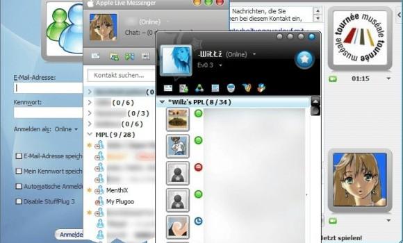 Messenger Plus! Live Ekran Görüntüleri - 2