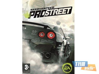 Need for Speed ProStreet Demo Ekran Görüntüleri - 2