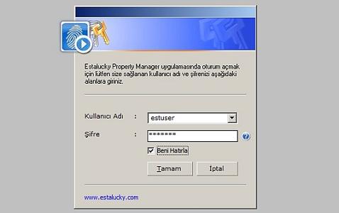 Estalucky! Property Manager Ekran Görüntüleri - 1