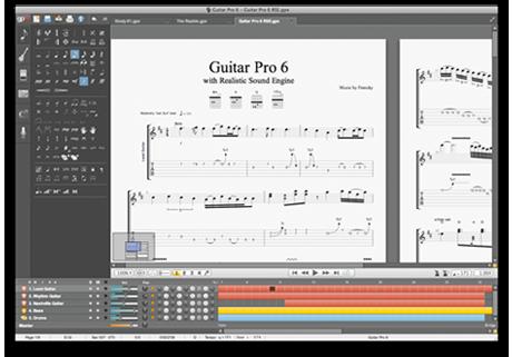 Guitar Pro Ekran Görüntüleri - 3