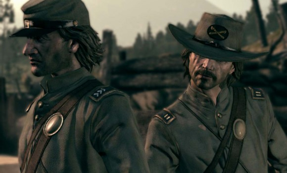 Call of Juarez: Bound in Blood Ekran Görüntüleri - 1