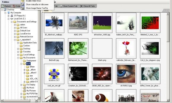 OpenImageManager Ekran Görüntüleri - 2