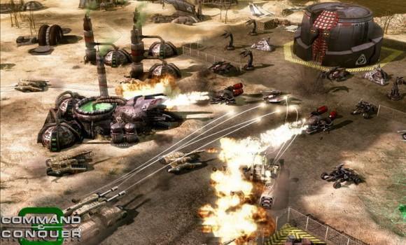 Command & Conquer 3 Tiberium Wars Demo Ekran Görüntüleri - 3