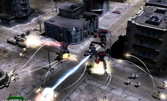 Command & Conquer 3 Tiberium Wars Demo Ekran Görüntüleri - 2