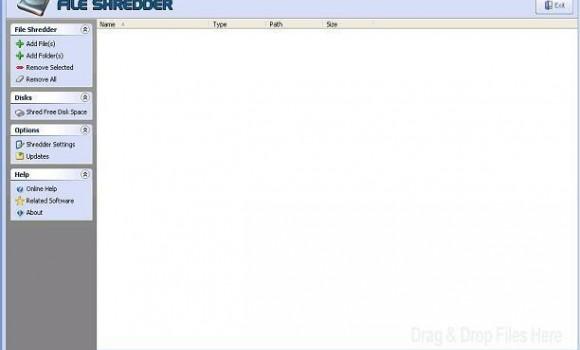 File Shredder Ekran Görüntüleri - 2