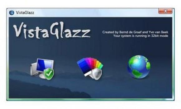 VistaGlazz Ekran Görüntüleri - 1