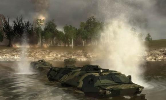 World In Conflict Demo Ekran Görüntüleri - 1