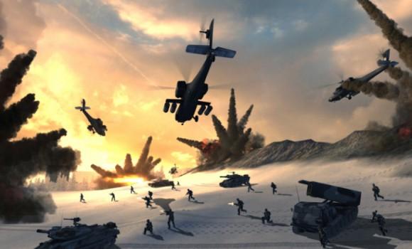 World In Conflict Demo Ekran Görüntüleri - 3