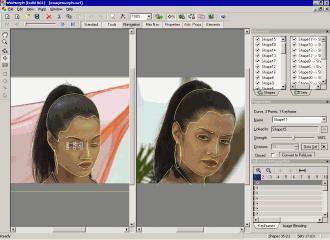 WinMorph Ekran Görüntüleri - 1
