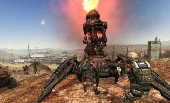 Enemy Territory: Quake Wars Demo Ekran Görüntüleri - 1
