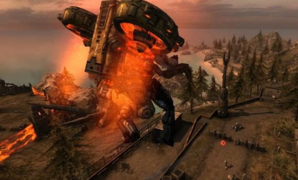 Enemy Territory: Quake Wars Demo Ekran Görüntüleri - 3