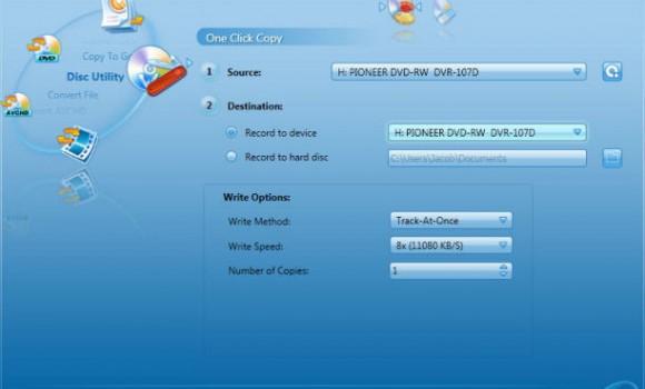 Corel DVD Copy 6 Plus Ekran Görüntüleri - 3