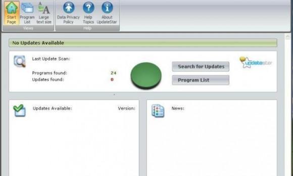 UpdateStar Ekran Görüntüleri - 1