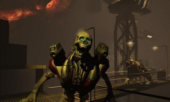 Doom 3 Ekran Görüntüleri - 3