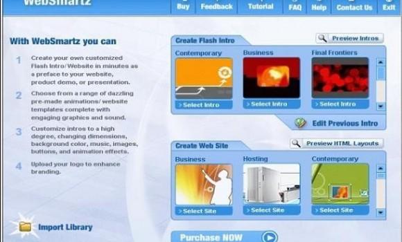 WebSmartz Ekran Görüntüleri - 1