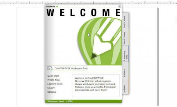 CorelDRAW Graphics Suite Ekran Görüntüleri - 2