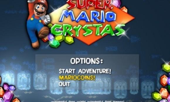 Super Mario Crystals Ekran Görüntüleri - 1
