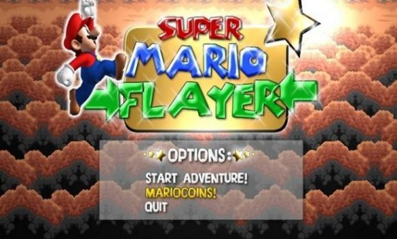Super Mario Flayer Ekran Görüntüleri - 1