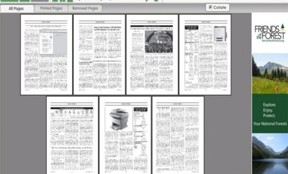 GreenPrint World Ekran Görüntüleri - 2