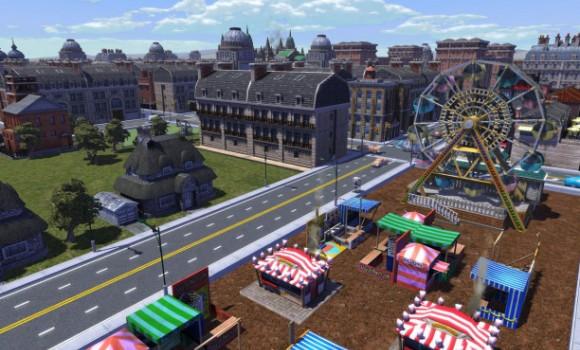 Simcity Societies Ekran Görüntüleri - 2
