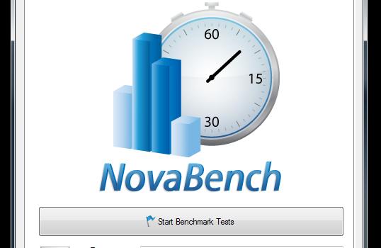 NovaBench Ekran Görüntüleri - 3