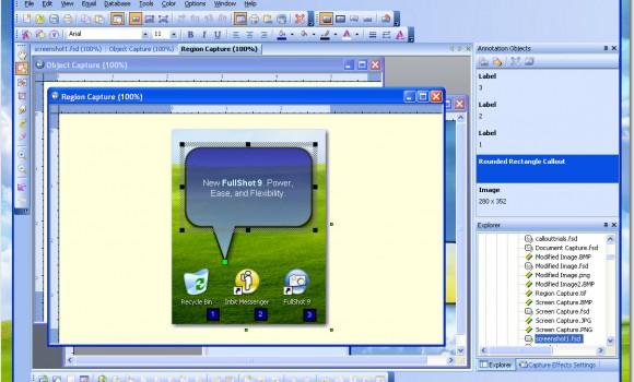FullShot 9.5.0.3 Ekran Görüntüleri - 1
