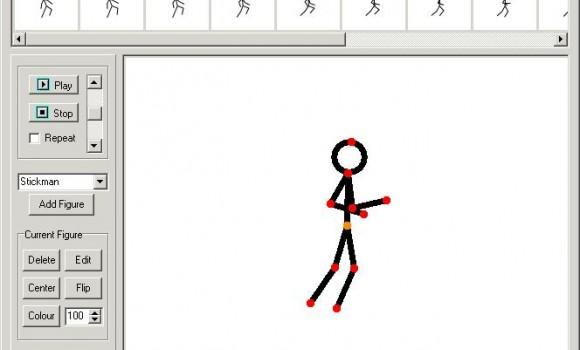 Pivot Stickfigure Animator Ekran Görüntüleri - 1
