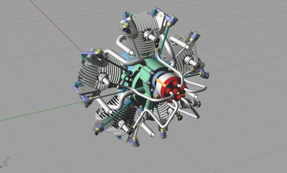 Rhino 3D Ekran Görüntüleri - 3