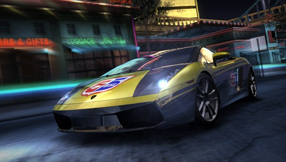 Need For Speed: Carbon Ekran Görüntüleri - 2