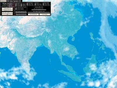 3D Solar System Ekran Görüntüleri - 1