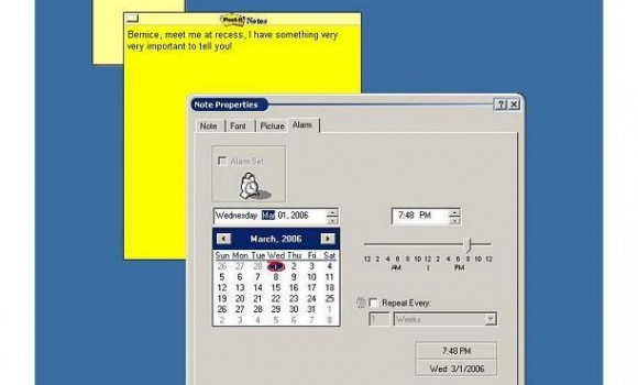 Post-It Notes 3.1.1 Ekran Görüntüleri - 1