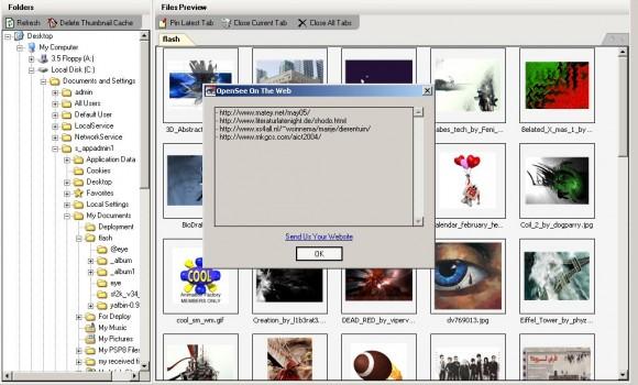 OpenImageManager Ekran Görüntüleri - 3