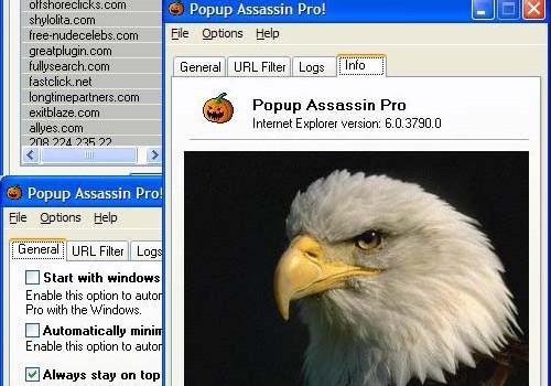 Popup Assassin Pro Ekran Görüntüleri - 1