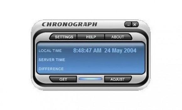 Chronograph Ekran Görüntüleri - 1