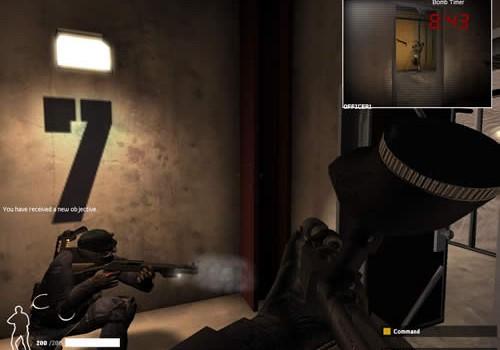 Swat 4 Ekran Görüntüleri - 1