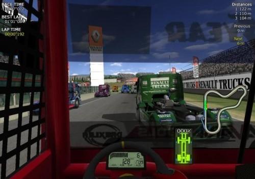 Truck Racing by Renault Trucks Ekran Görüntüleri - 2