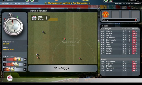 Total Club Manager 2006 Ekran Görüntüleri - 1