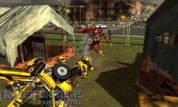 Transformers Demo Ekran Görüntüleri - 3