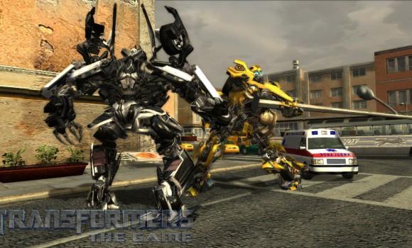 Transformers Demo Ekran Görüntüleri - 1