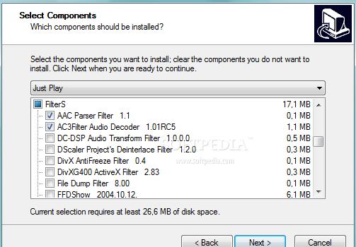 ACE Mega Codecs Pack Ekran Görüntüleri - 1