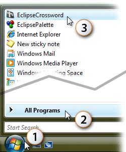 EclipseCrossword Ekran Görüntüleri - 1