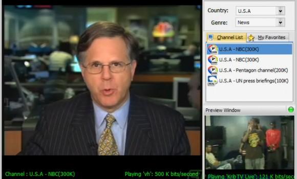 Free Internet TV 6.3 Ekran Görüntüleri - 2