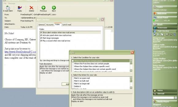 Desktop Sidebar v1.04.75 Ekran Görüntüleri - 2